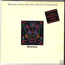 OMD / SO IN LOVE  / DOUBLE PACK