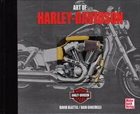 Blattel: Art of Harley-Davidson (Motorrad-Bildband/Motorräder/Modelle/Typen-Buch
