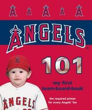 Los Angeles Angels Anaheim 101: My First Text Board Book Baby Kids Youth (NEW)