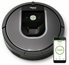 Robot Roomba 960 Robot Vacuum Bundle- Wi-Fi Connected, Mapping