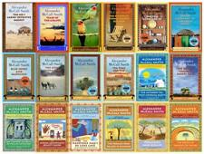 NO 1 LADIES DETECTIVE AGENCY Series by Alexander McCall Smith ON HBO Books 1-18