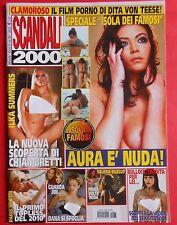 scandali 2000 kate moss ilka summers lady gaga gisele bundchen michelle mcgee gq