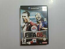 FIFA 06 Nintendo Gamecube PAL España COMPLETO