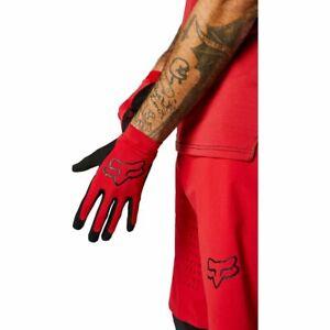 Fox Racing 2021 Flexair Gloves Chili