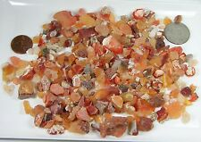 #1 500ct or 100g Mexico 100% Natural Rough Raw Uncut Fire Opal Lot
