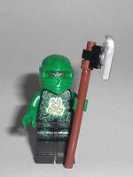 LEGO Ninjago - Airjitzu Lloyd - Minifig Figur Air Jitzu grüner Ninja Loyd 70590