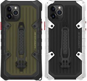 Element Case Ops Elite '19 MIL-SPEC Pocket Clip Kickstan iPhone 11 Pro Max