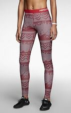 NIKE PRO HYPERWARM NORDIC TGT LEGGINGS 622317 660 SZ: WMNS XS RETAIL: $90.00