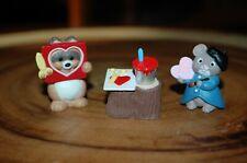 Hallmark Valentines Merry Miniatures Artist Set of 3