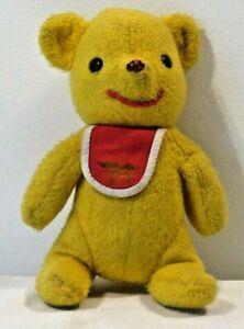 "Vintage Disney J. Swedlin Winnie the Pooh Stuffed Plush 11 1/2"" Bear"