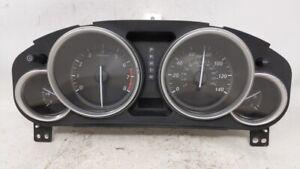 2013-2014 Mazda Cx-9 Speedometer Instrument Cluster Gauges 65159