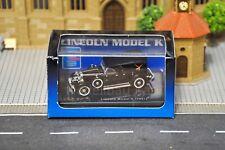 Ricko/Busch Modèle * Neuf dans sa boîte * Lincoln Model K (1931) ho1:87 - 22691