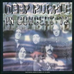 "DEEP PURPLE - IN CONCERT SEALED VINYL 2LP + 7"" 2012"