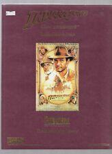 INDIANA JONES and The Last Crusade Original Movie Script Collector's Edition