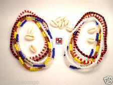 Set Elekes Ibeyis Jimaguas Santeria Orishas Yoruba Collar de Santo Iyawo