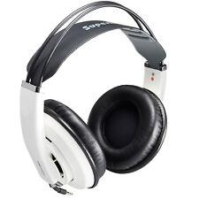 Superlux Studio Headphones HD681EVO -  DJ Recording Monitoring - WHITE
