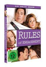 OLIVER/KAJLICH,BIANCA/PRICE,MEGYN HUDSON - RULES OF ENGAGEMENT S2  2 DVD NEU
