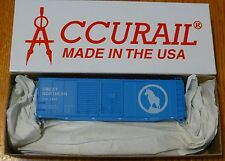Accurail HO #3634 Great Northern 40' DBL DR AAR Boxcar Kit (Rd #3267)
