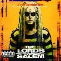 THE LORDS OF SALEM  CD NEW!
