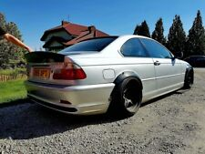 BMW E46 SPOILER / WING (csl style, not ducktail, drift) BY MUSK CUSTOMS