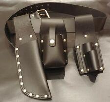 MEK Scaffold Belt Tool Belt Leather Belt Tool Frogs