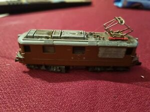 kato serie 2 n 170 BLS  locomotive