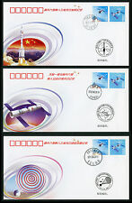 CHINA 2012 PFTN.HT-76 The Successful of Spacecraft Shenzhou 9 CC/FDC