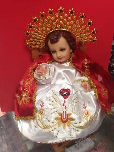 Vestido Nino Dios, Ropa Niño Dios, Ropa Nino Dios, Sagrado Corazon Talla #15