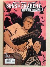Sons of Anarchy, Redwood Original #7 (Boom Studios) Reg. cover