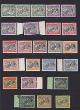 Dominica. 1923-33. Unmounted/mounted mint selection.