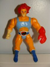 1985 LION-O (RED HAIR)  VINTAGE LJN THUNDERCATS with claw glove  (red)