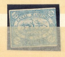 Egypt(Suez chanal), 1868, MNG Nr: 3 in good condition but without glue