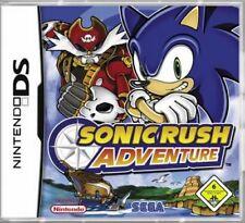 Nintendo DS 3ds SONIC RUSH ADVENTURE COME NUOVO