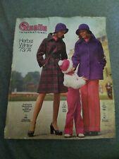 QUELLE Katalog HERBST / WINTER 1973 / 74 - 780 Seiten - Hauptkatalog - RAR