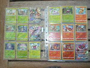 Bloc SOLEIL ET LUNE - 1866 cartes pokemon 165 ultras GX PRISMES - 12 collections