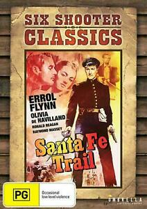 Santa Fe Trail (Six Shooter Classics) (DVD)