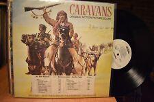 Mike Batt Caravans Original Film Score LP Epic 35787 Mono White Label Promo