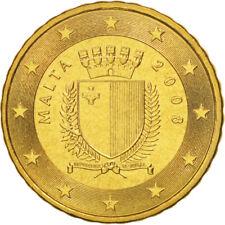 Monnaie 50 centimes cent cts euro Malte 2016, neuves du rouleau, UNC