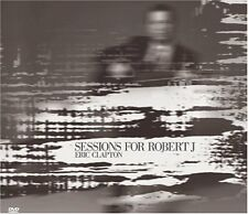 Eric Clapton - Sessions For Robert J NEW CD + DVD