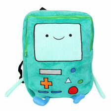 Adventure Time Beemo BMO Book Shoulder Bag Plush Backpack Large Size Gift 13""