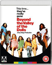 Beyond the Valley of the Dolls / Seven Minutes New Classic Blu-Ray 2-Disc Set
