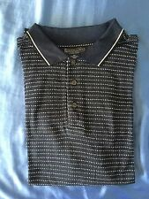 """Men's South Cape Collared Polo Shirt - Large """"New"""""""