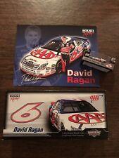 David Ragan Autographed #06 AAA 2006 Roush Racing Bundle