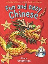 DIVERTIDO Y Easy CHINO POR GREENWOOD,ELINOR Libro De Bolsillo 9780992888206