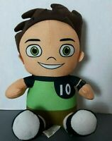 Official Ben 10 Plush Boy Figure Stuffed Gift Toy Tennyson Cartoon Network