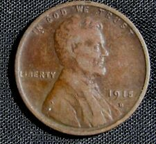 1915-D 1C BN Lincoln Cent