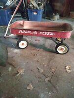 "Vintage ""Radio Flyer Standard Wagon"""
