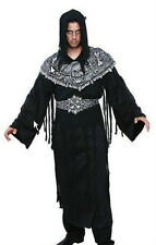 SKELETAR COSTUME Adult Mens XL X-Large Halloween Demon Fancy Dress Bones NEW