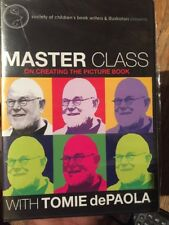 Master Class on creating the Children's picture book Tomie dePaola DVD