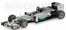 Mercedes AMG Petronas W05 Rosberg Australien GP Gangant 2014 #6 1:43 Minichamps